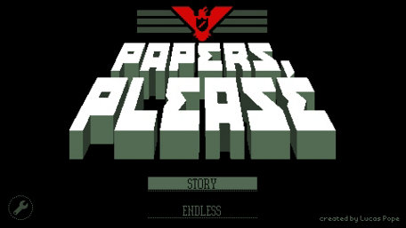 Papers, Please Trailer Screenshot