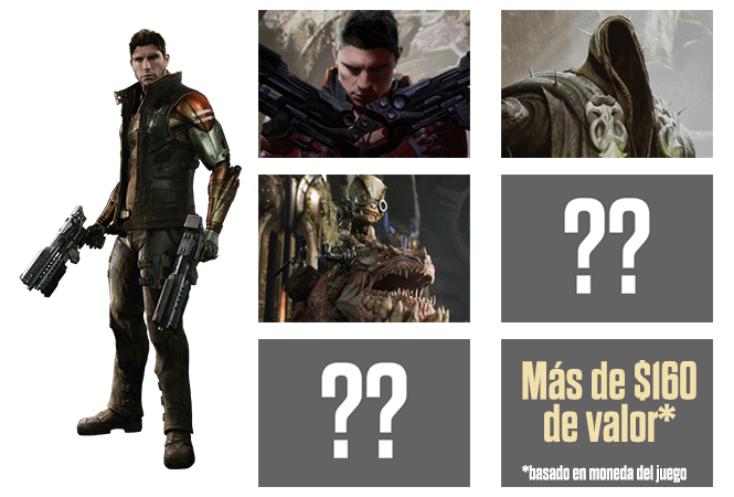 Edición Essentials de Paragon