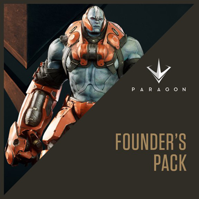 Paragon Founder's Pack
