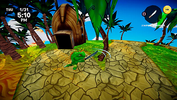 Paraiso Island - Screenshot INDEX