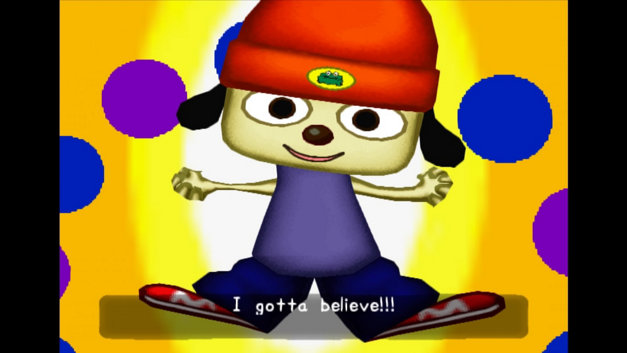 PaRappa the Rapper® 2 Screenshot 1