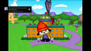 PaRappa the Rapper® 2 Screenshot 2