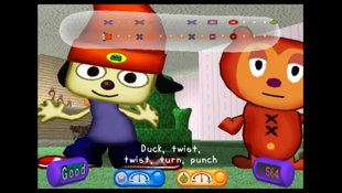 PaRappa the Rapper® 2 Screenshot 3