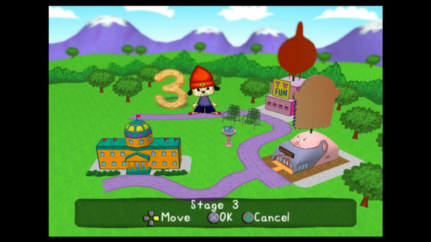 PaRappa the Rapper® 2 Screenshot 4