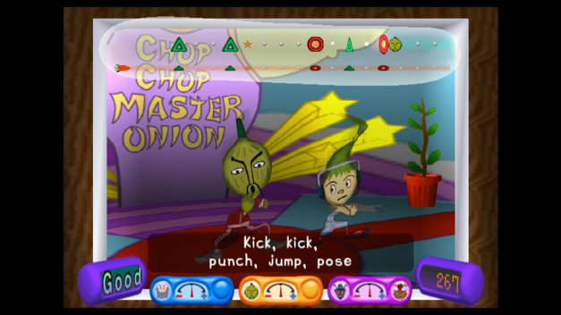 PaRappa the Rapper® 2 Screenshot 7