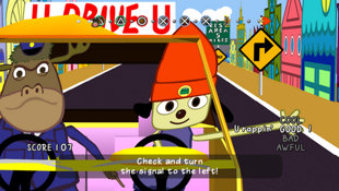 PaRappa The Rapper remasterizado Screenshot 5