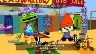 PaRappa The Rapper remasterizado Screenshot 6