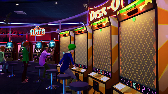 Party Arcade - Screenshot INDEX