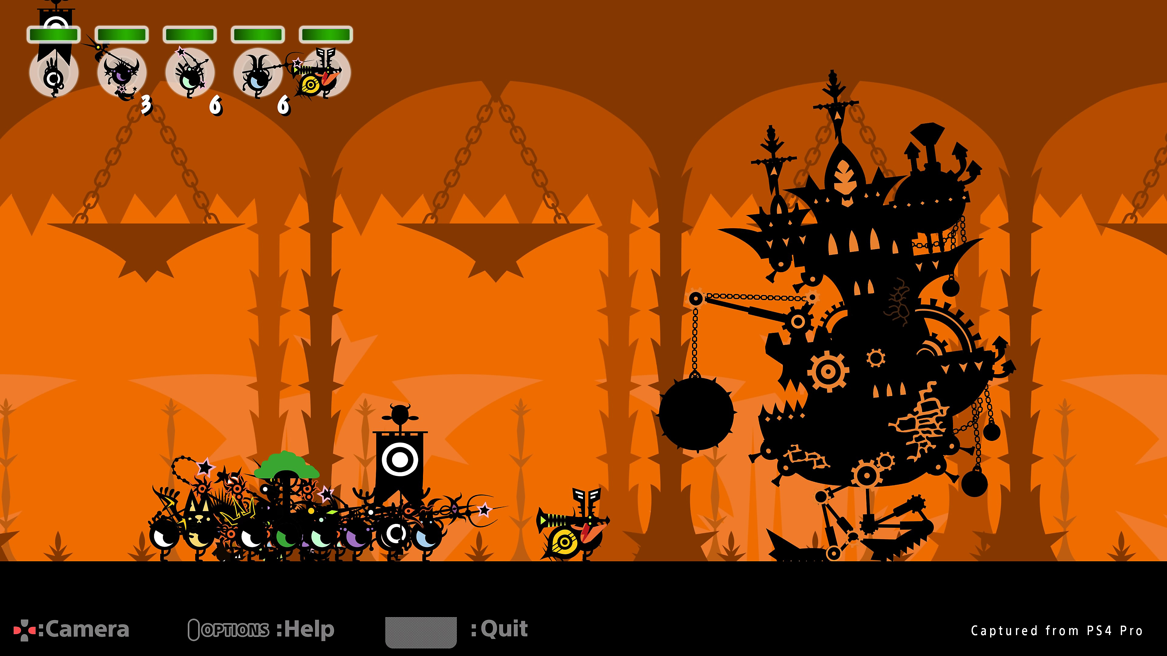 Patapon 2 Remastered - Key Features Screenshot 2