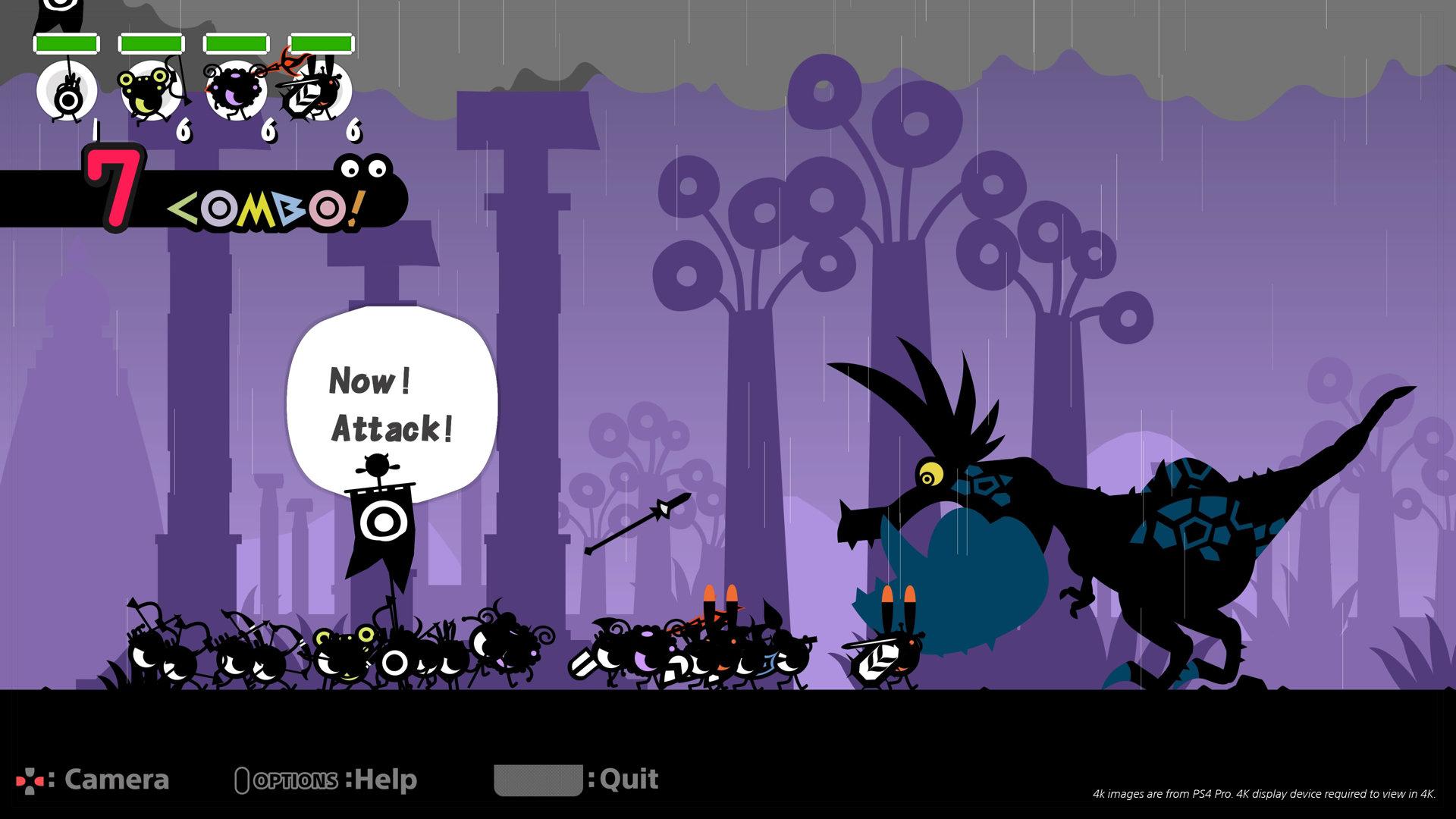 Kết quả hình ảnh cho game Patapon