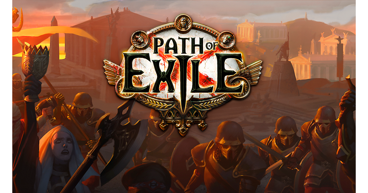 Path Of Exile Game