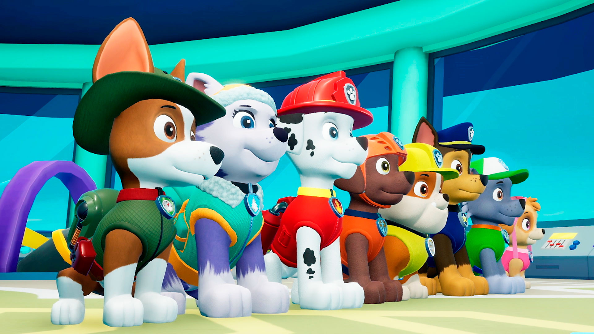 PAW Patrol is on a roll! Game | PS4 - PlayStation