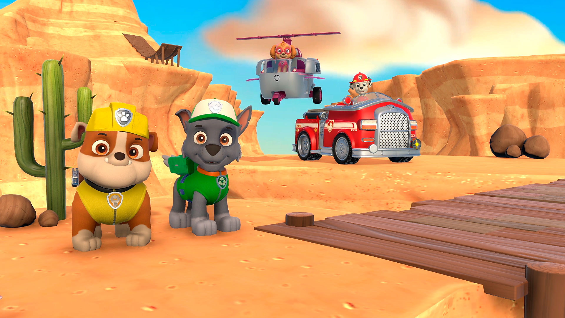 a292c54e902 PAW Patrol is on a roll! Game   PS4 - PlayStation