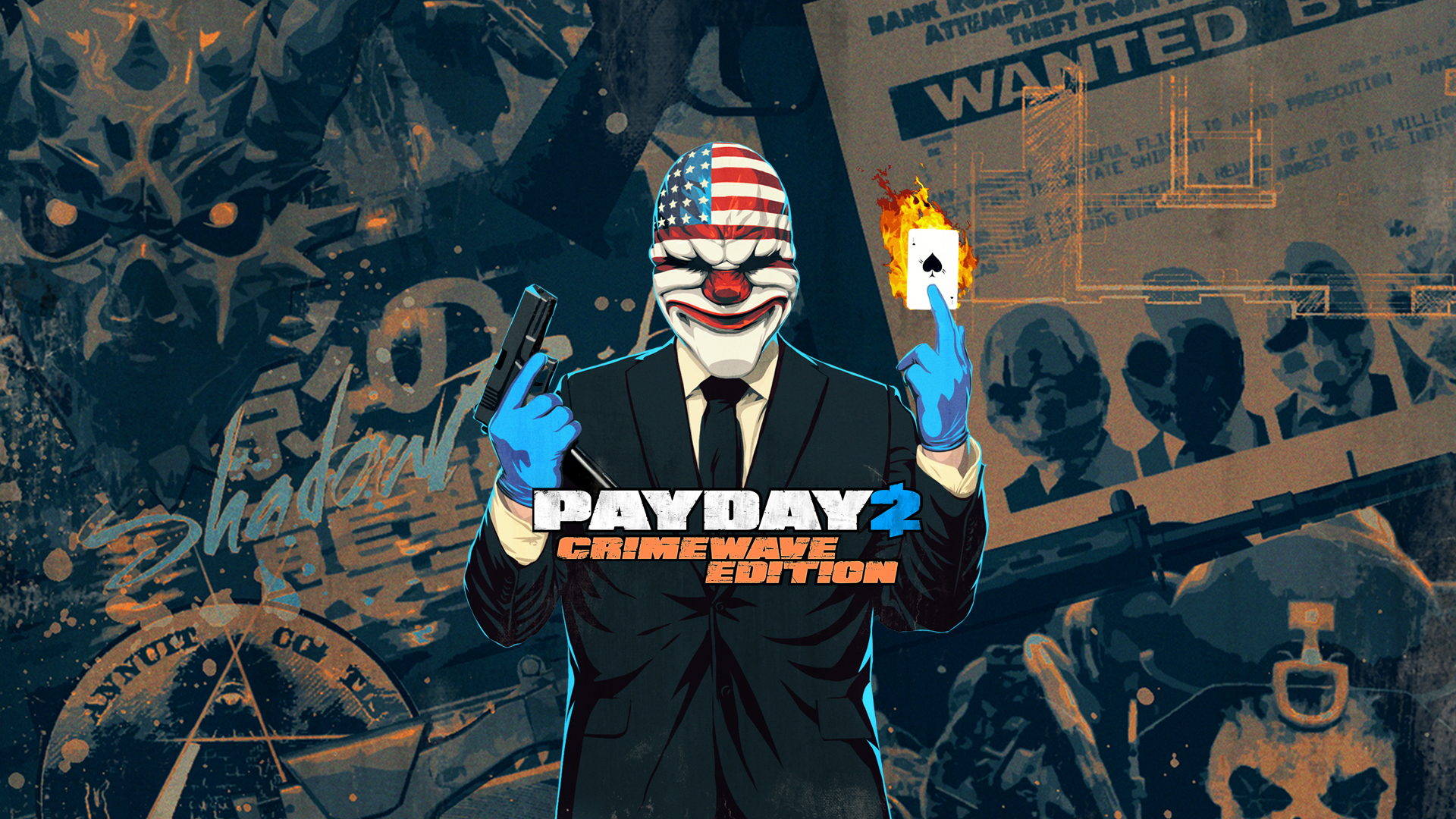 Payday 2 Payday Game Payday 3: PAYDAY 2: Crimewave Game