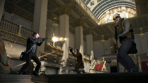 PAYDAY 2: Crimewave Screenshot 10
