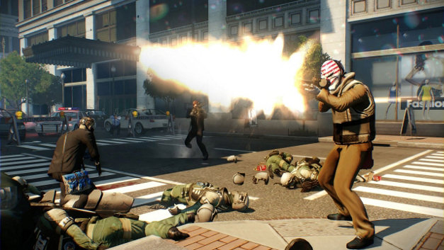 PAYDAY 2: Crimewave Screenshot 7