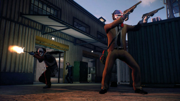 PAYDAY 2: Crimewave Screenshot 4