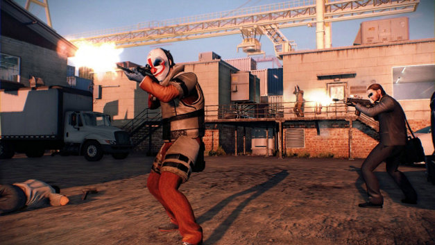PAYDAY 2: Crimewave Screenshot 1