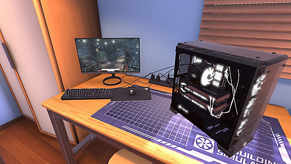 PC Building Simulator - Screenshot INDEX
