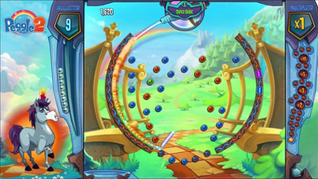 Peggle 2 Trailer Screenshot