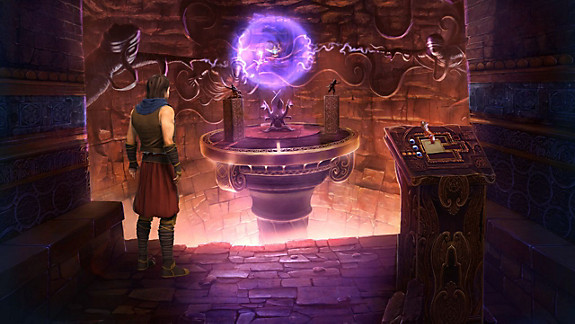 Persian Nights: Sands of Wonders - Screenshot INDEX