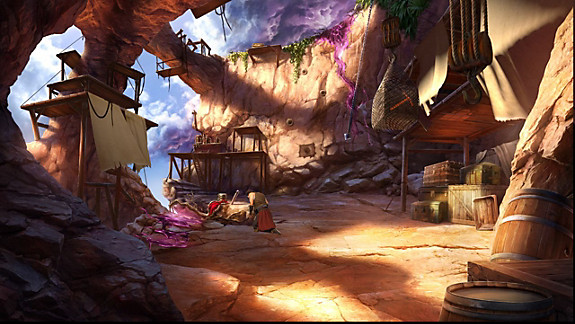 Persian Nights: Sands of Wonders screenshot
