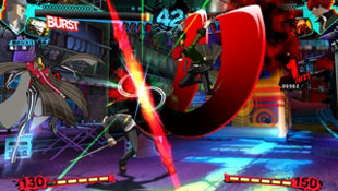Persona 4 Arena Ultimax  Screenshot 6