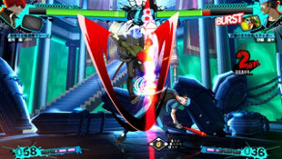 Persona 4 Arena Ultimax  Screenshot 3
