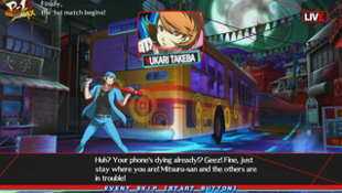 Persona 4 Arena Ultimax Screenshot 18