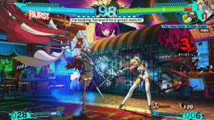 Persona 4 Arena Ultimax Screenshot 17