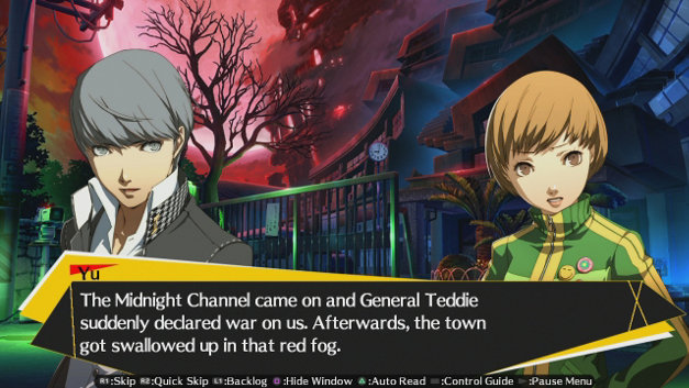 Persona 4 Arena Ultimax Screenshot 13