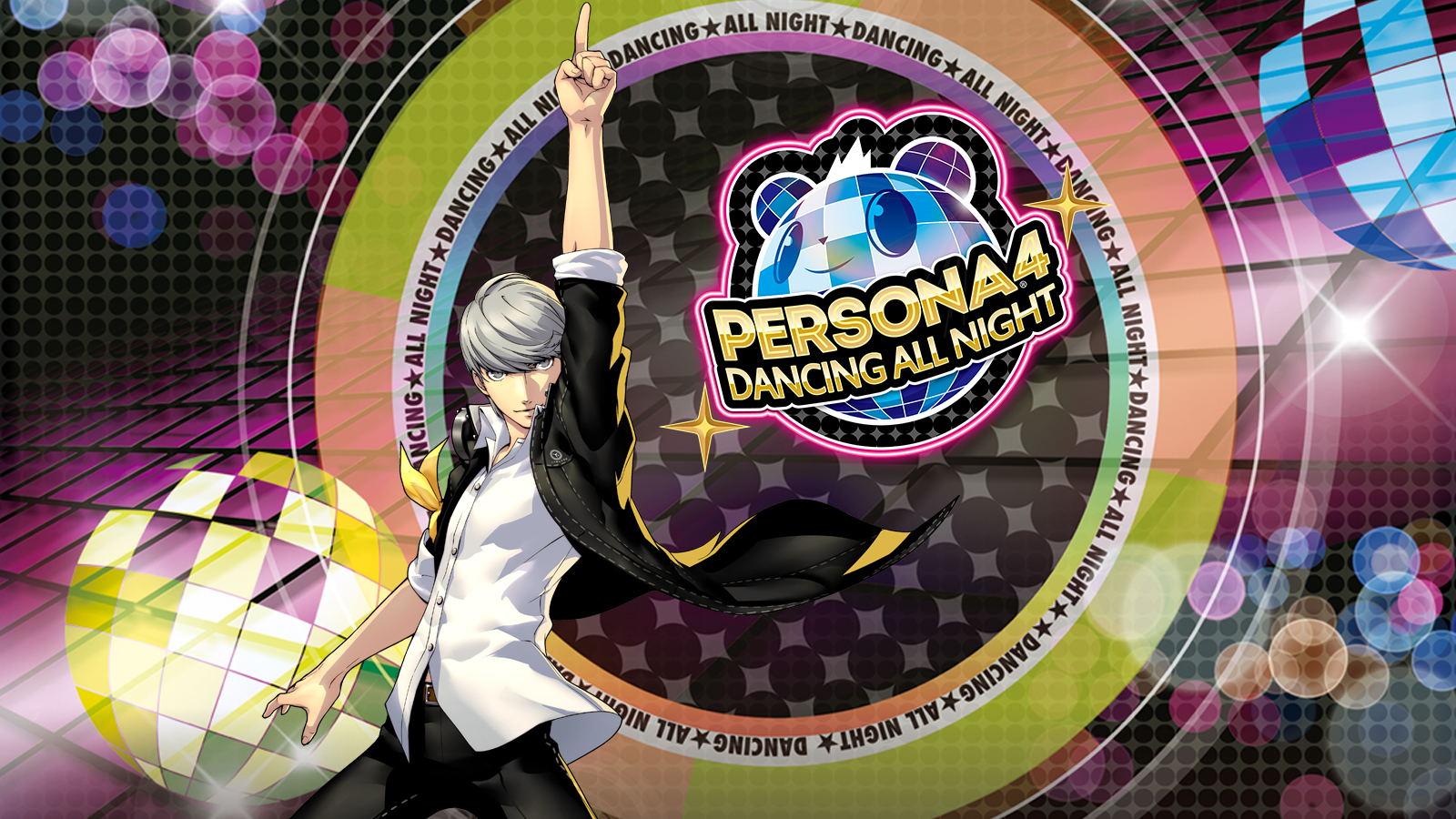 Persona 4 Dancing All Night Game Psvita Playstation