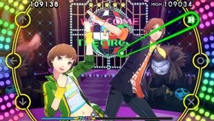 Persona 4: Dancing All Night Screenshot 5