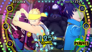 Persona 4: Dancing All Night Screenshot 6