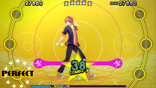 Persona 4: Dancing All Night Screenshot 2