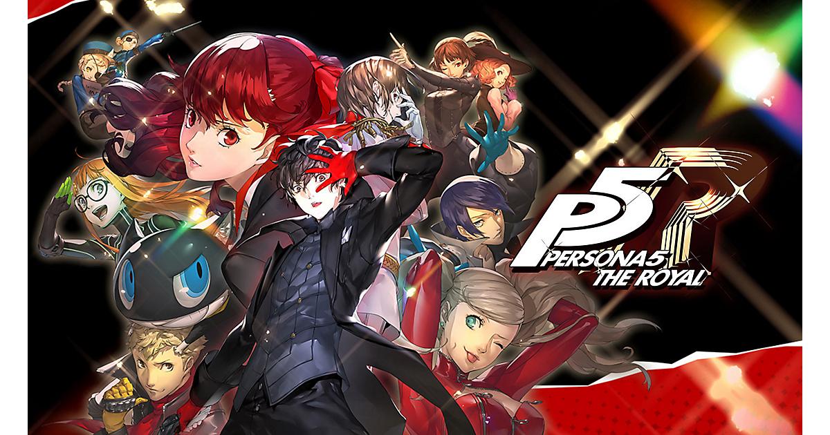 PERSONA 5 THE ROYAL Game | PS4 - PlayStation