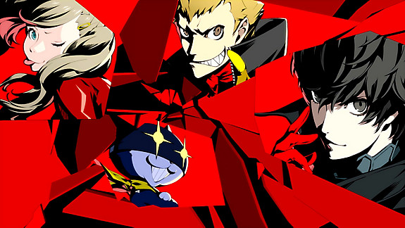 Persona 5 Royal - Screenshot INDEX