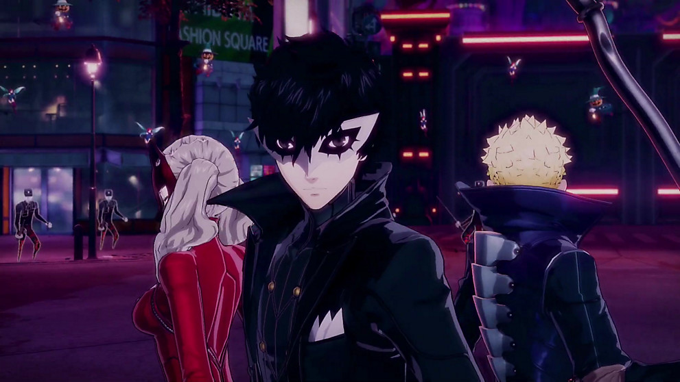 Persona 5 Scramble: The Phantom Strikers Trailer