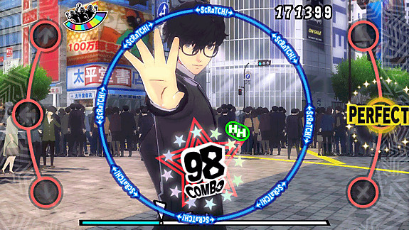 Persona 5: Dancing in Starlight - Screenshot INDEX