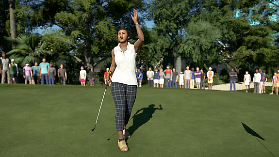 PGA TOUR 2K21 - Screenshot INDEX