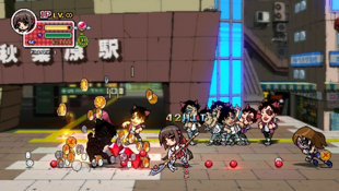 Phantom breaker battle grounds over drive Screenshot 2