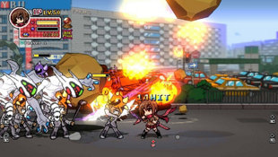Phantom breaker battle grounds over drive Screenshot 3