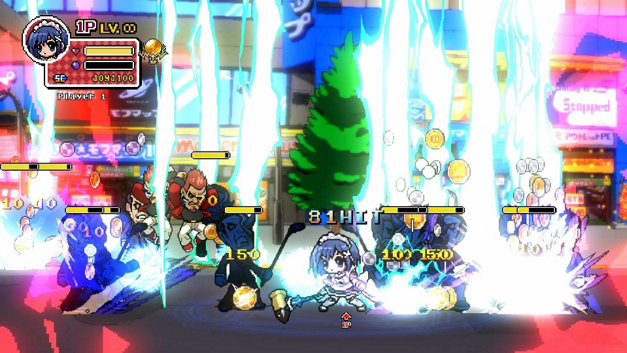 Phantom breaker battle grounds over drive Screenshot 4