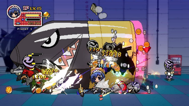 Phantom breaker battle grounds over drive Screenshot 7