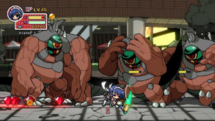 Phantom breaker battle grounds over drive Screenshot 8