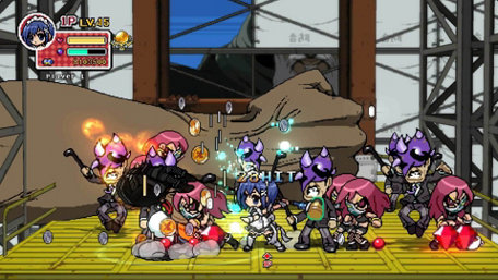 Phantom breaker battle grounds over drive Trailer Screenshot