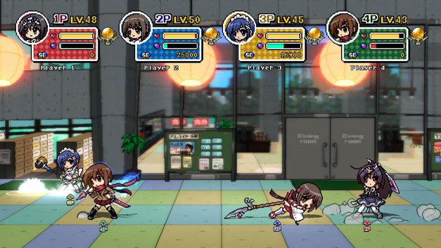 Phantom breaker battle grounds over drive Screenshot 10