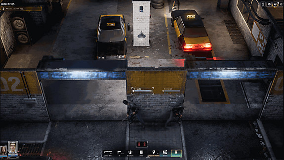 Phantom Doctrine screenshot