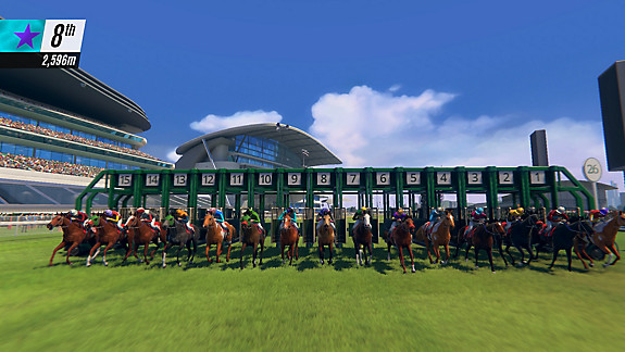 Phar Lap - Horse Racing Challenge - Screenshot INDEX