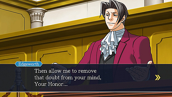 Phoenix Wright: Ace Attorney Trilogy - Screenshot INDEX